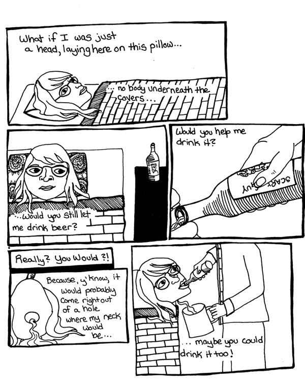 Crashette Comics